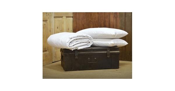 Alpaca Duvet & Pillow Set